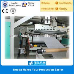 90/110/120mm single screw plastic film extruder machine