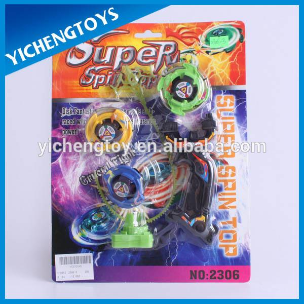 good quality,hot salt plastic toys,led spinning top