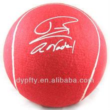gigante promozionali jumbo gomma palla da tennis