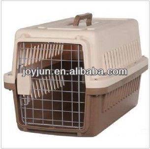 plastic pet dog carrier/plastic cat carrier