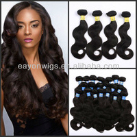 2012 new arrival virgin remy human hair deep body wave for black women
