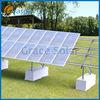 Ground-mounted Solar Panel Framing, Ground Solar Panel Mount Frame, Ground Solar Panel Framing