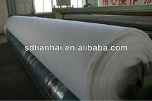 Polyester Short fiber nonwoven geotextile PP/PE material
