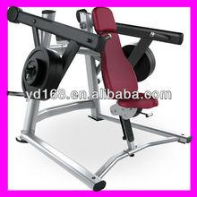 2012 hot sale shoulder press/ commercial shoulder press gym equipment
