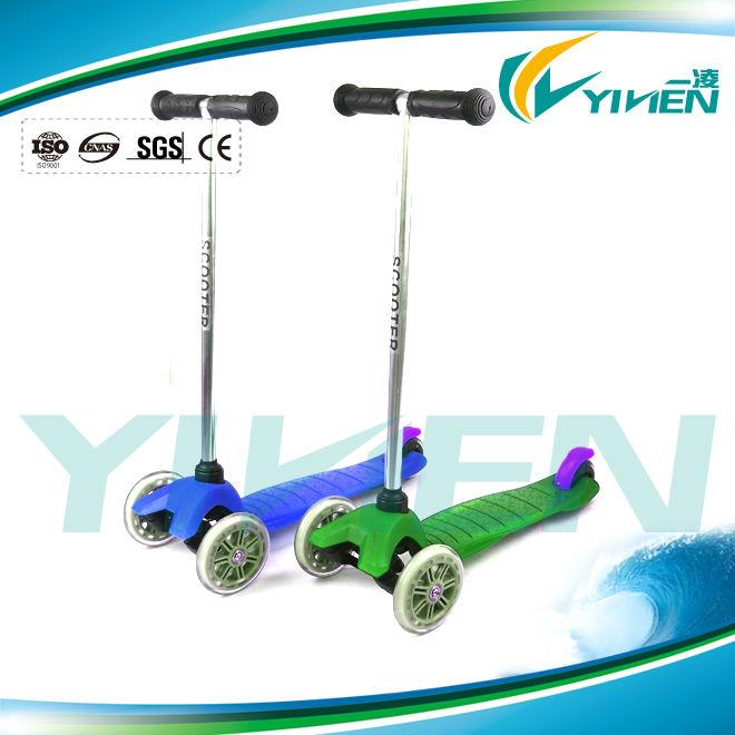 Compared 3 Wheel Kids Mini Scooter