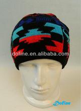 Men's knitted beanie winter hat