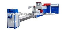YZJ120 Waste PP PE film recycling machine and machine of the pp recycling