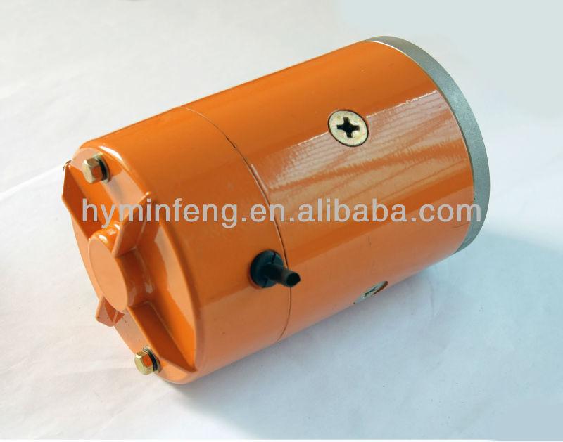 DC hydraulik motor