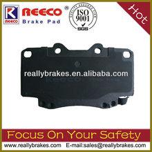 High Quality Semi-metallic Brake Pad for Toyota Hilux
