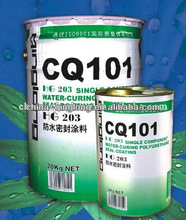 Single Component Water-curing Polyurethane Seal Coating