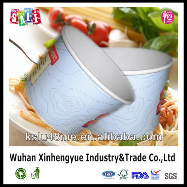 Desechable contenedores sopa con tapas, Exportan en todo el mundo, Cn principal fábrica de la con brc, Iso, Fda, Sgs