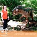 Megalossauro dinossauro desenhos animados para crianças
