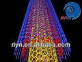 Los nanotubos de carbono de pared simple