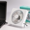 6 inch usb mini exhaust fan manufacturer, battery&USB operated, high quality