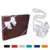 packaging decoration gift bow with elastic