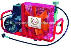 high pressure air compressor GSX100E,300bar