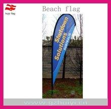 2012 Cheap Roadside Teardrop Flag