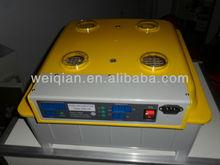 full automatic small mini incubator hatcher for sale/jn8-48 egg incubator