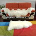 Piel de oveja alfombras/sofá de alfombras/2014 el nuevo diseño de alfombras hechas a mano.