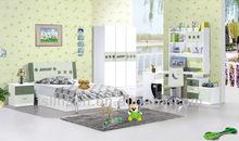 8806 wood MDF high gloss finish 2013 modern bedroom furniture for kids