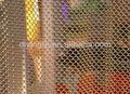In -- استخدام الباب ديكور الستائر المعدنية شبكة حبل
