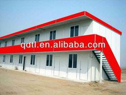 China prefabricated sandwich panel home/house