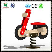 Kiddie motorcycle rocking horse/spring rider/ride on animal QX-11126M