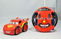 Cute and fansionable design 4CH radio control car christmas wind up toys