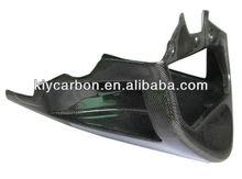 Carbon fiber lower fairing for Aprilia RSV Tuono
