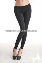 plus size low waist microfiber stretchy pants black leggings slim warm tights superfine fiber hot pants 8 colors