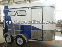 2 Horse Trailer 2 Horse Angle Load With Pop Up Door