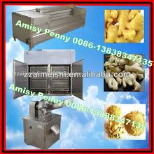stainless steel ginger washing, peeling and dryer machine/ginger drying machine/ 0086-13838347135