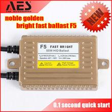 Golden Fast Start Ballast HID Xenon kit ballast 55w, Slim xenon 50w hid ballast