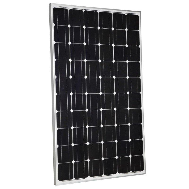 TUV,UL,MCS certificate 250Wp mono-crystalline solar panels