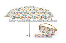 fashion women corporate gift umbrella promotional items