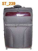 2012 Fashionable best price EVA Trolley Case and Luggage set