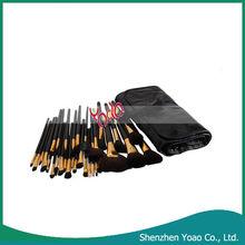 Wholesale 32 Pcs Professional Make Up Brush Set With Free Bag