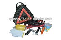22pcs Car Emergency tool kit with hand tool bag