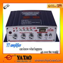 Hi-Fi cheap Remote Control MP3 Car amplifier