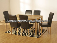 dinning table and chairs,dining table sets,wooden dining room furniture