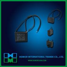 Electric ac motor fan cbb61 capacitor 440V 4uf