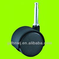 Long insert stem furniture nylon caster without brake(FC14)