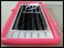 eye lashes natural siberian mink hair professional individual tweezers eyelash extensions