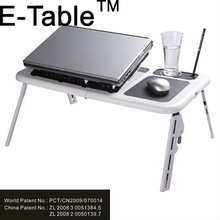 folding portable computer desk laptop stand