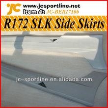 Side Skirts Of R172 SLK Bodykit For Mercedes Carson