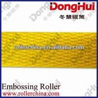 E1040,Steel Roller-25-5,3D laser engraving Embossing Roller