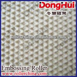 E1072,Steel Roller-58,3D laser engraving Embossing Roller