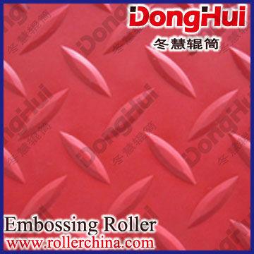 E1283,Embossing Roller 70,3D laser engraving Embossing Roller