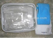 Best Selling White PVC Transparent Bags For Travelling