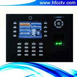 Bio fingerprint time clock with door access control (HF-Iclock680),el personal de grabadora de inicio de sesion